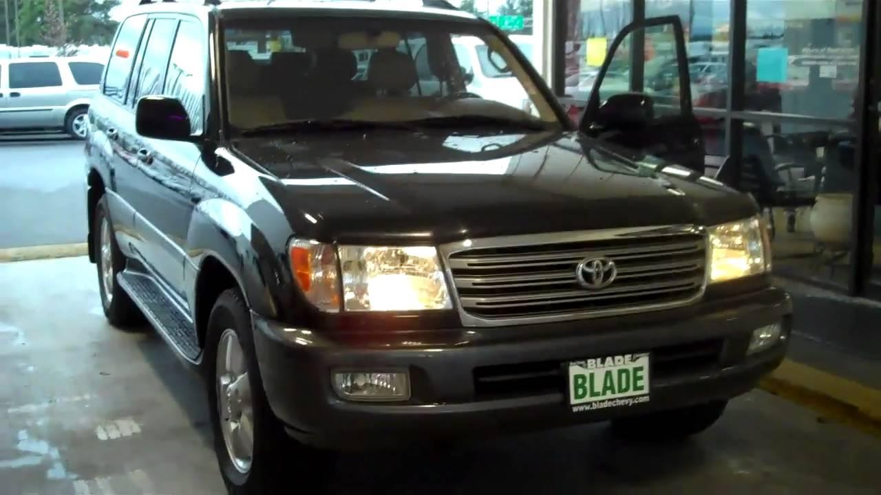 Kelebihan Toyota Land Cruiser 2005 Murah Berkualitas