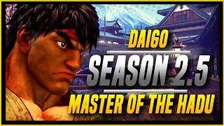 Street Fighter V set featuring The Beast himself Daigo Umehara PERS...
