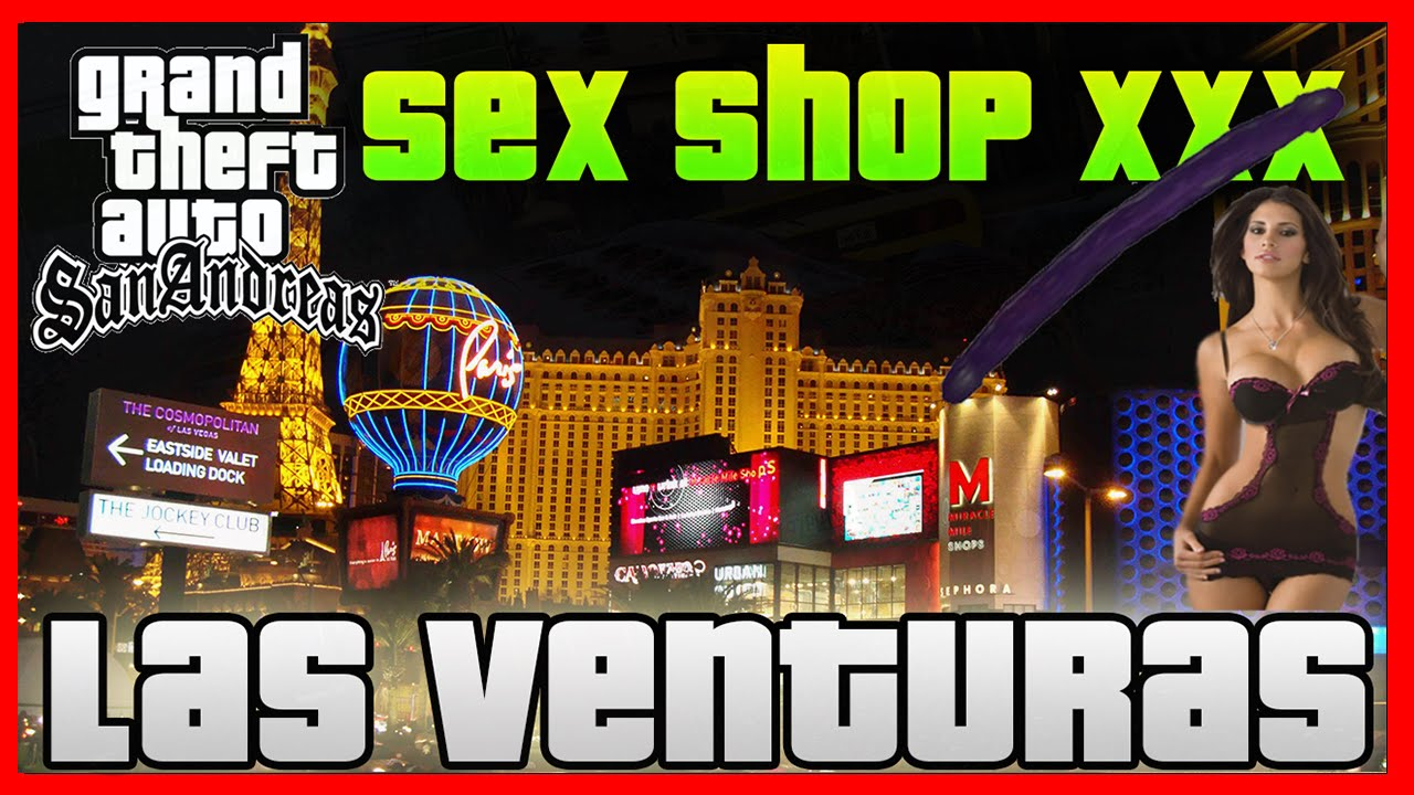 San Andreas Sex Shop 7