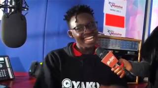 MCA TRICKY's First Day as a Radio Presenter | WHAT'S POPPIN' SHOW | Pulse Live
