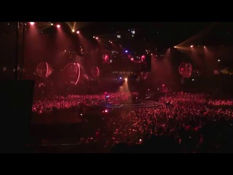 Muse - Starlight (Live) Valley View Casino Center, San Diego, CA 1/7/2016