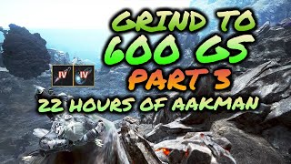 BDO - Grind to 600GS Part 3: Easy Tet Accessories | 22 Hours of Aakman as an Archer
