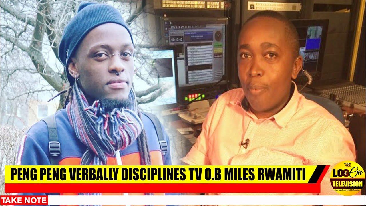 Miles Rwamiti Ebigambo Bye Bilese Obuzibu, Peng Peng Amulumbye Bubi Nyo