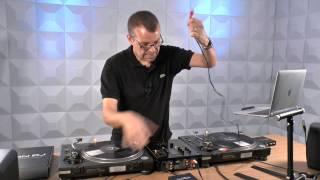 Denon DJ DS1 Serato DJ DVS Interface