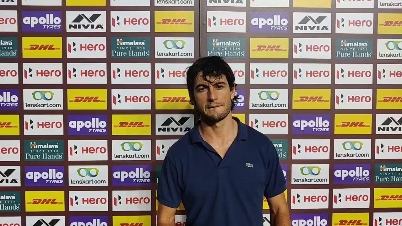 Download ISL 2020-21   Juan Ferrando post Match Press Conference   NorthEast United Vs FC Goa