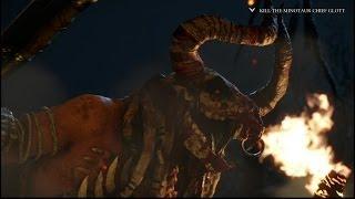 Ryse: Son of Rome - Killing the Minotaur Chief Glott