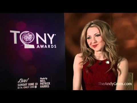 2012 Tony Awards  Meet the Nominees  Nina Arianda