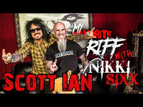My Favorite Riff with Scott Ian
