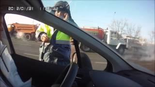 Инспектора НАГНУЛА дежурная часть!!!