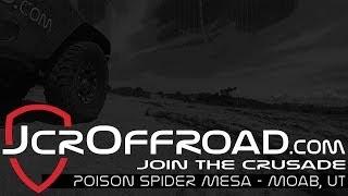 Poison Spider Mesa Wheeling - Moab, UT - JcrOffroad