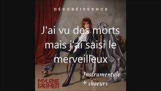 Désobéissance Mylène Farmer karaoké