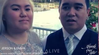 Jerson & Emma's Ceremony