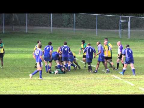 Bermuda Rugby Football Union January 7 2012