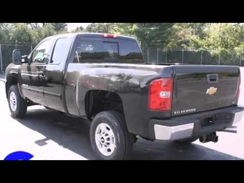 Graff Chevy >> New 2012 Chevrolet Silverado 2500HD - StockID: 6-82203SLD ...
