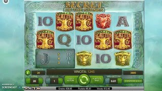 5 SCATTER SLOT SECRET OF STONES