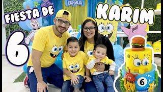 Karim Cumple 6 Años | Family Juega