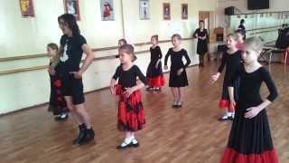 Уроки фламенко и испанского танца. Школа фламенко Хосе Кармона