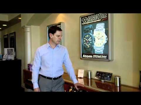 Reactor Watch Company Dealer testimonial
