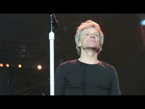 Bon Jovi - DRY COUNTY - Allentown PA 5/2/18