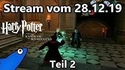 [Let's Stream] Harry Potter und die Kammer des Schreckens (Blind) - Teil 2 - Und Schluss!