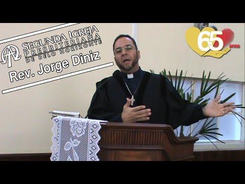 Segunda Igreja Presbiteriana de Belo Horizonte - Jorge Diniz