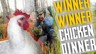 Cara Winner Winner Chiken Dinner di PUBG - Belajar Bersama