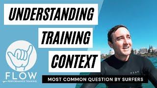 Understanding Training Context