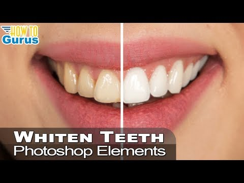 Photoshop Elements Whiten Teeth Give Your Smile Brighter Teeth