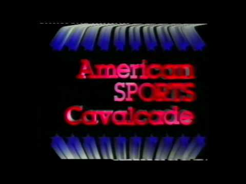 American Sports Cavalcade  without dialogues