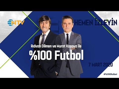 % 100 Futbol Fenerbahçe – Yukatel Denizlispor 7 Mart 2020