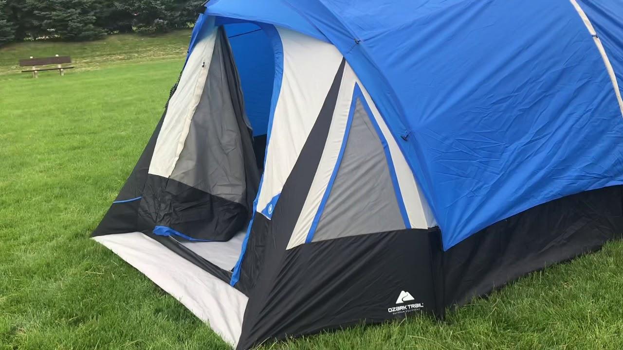 Ozark trail 10 person Tunnel tent