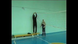 В талицкой школе оборудовали спортзал