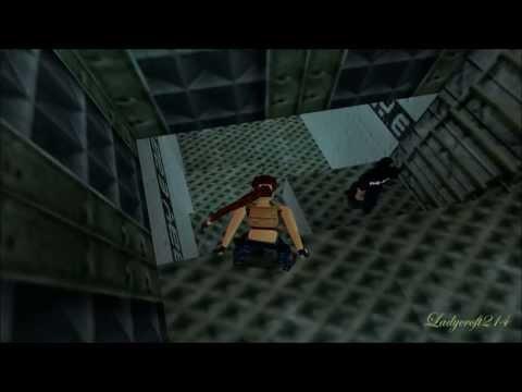 Tomb Raider III: Adventures of Lara Croft - Level 6 - High Security Compound