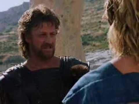Troy Movie - Achilles, Patroclus & Odysseus - 2 Parts