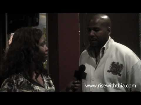11-10-2012 Actor Vincent M Ward Interview for Rise With Thia