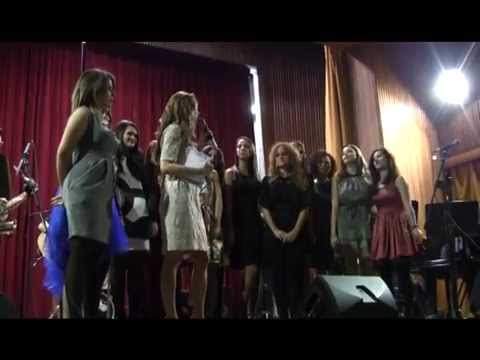 Prof.ssa Maria Corso - Saggio di Canto pop (A.A. 2014/2015)