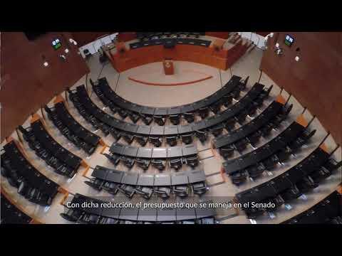 Austeridad en el Senado