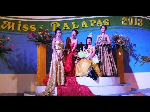 PALAPAG NORTHERN SAMAR 2013 FIESTA Grand March and the Curatsa