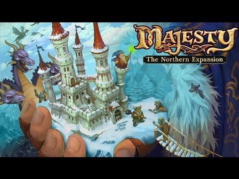 "Majesty: The Northern Expansion mission 3 ""Biscuits Worth Their Weight in Gold"" Walkthrough"