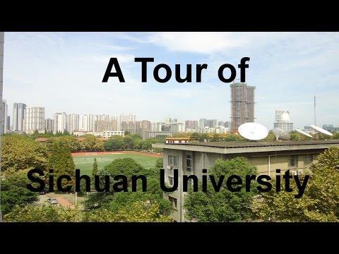 A Tour of Sichuan University!