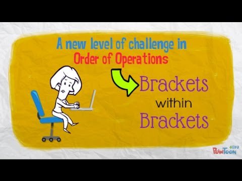 Order Of Operations (3: Brackets Within Brackets)