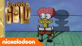 Video Spongebob Gold | Halloween coi fantasmi | Nickelodeon download MP3, 3GP, MP4, WEBM, AVI, FLV Agustus 2018