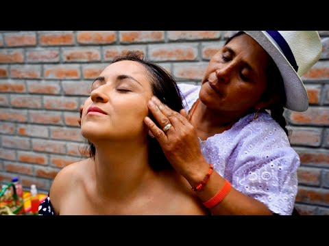 ASMR Spiritual Cleansing & Massage with Doña Rosalia (limpia, pembersihan, おはらい, التطهير الروحي)