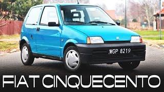 Fiat Cinquecento Youngtimer | motospace.pl