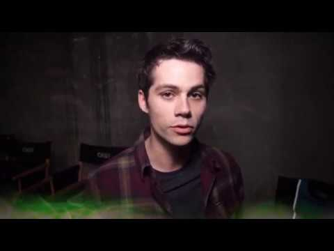 Thumbnail: Dylan O'Brien gets erased from the Teen Wolf set (humor)