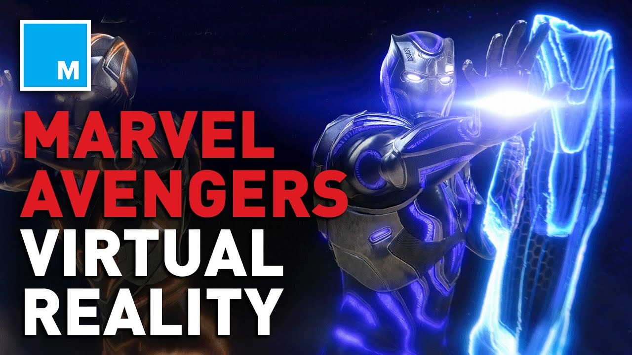 What Is Marvel's 'Avengers' Virtual Reality Experience?