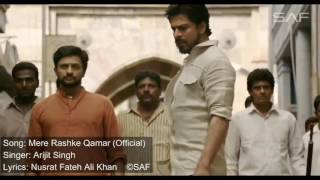 Junaid Asgher Mere rashke kamar Raees movie song