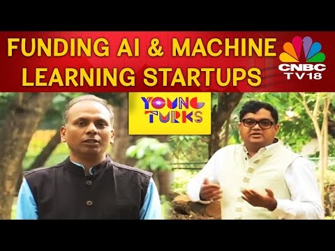 pi Ventures | Funding Artificial Intelligence & Machine Learning Startups | Young Turks | CNBC TV18