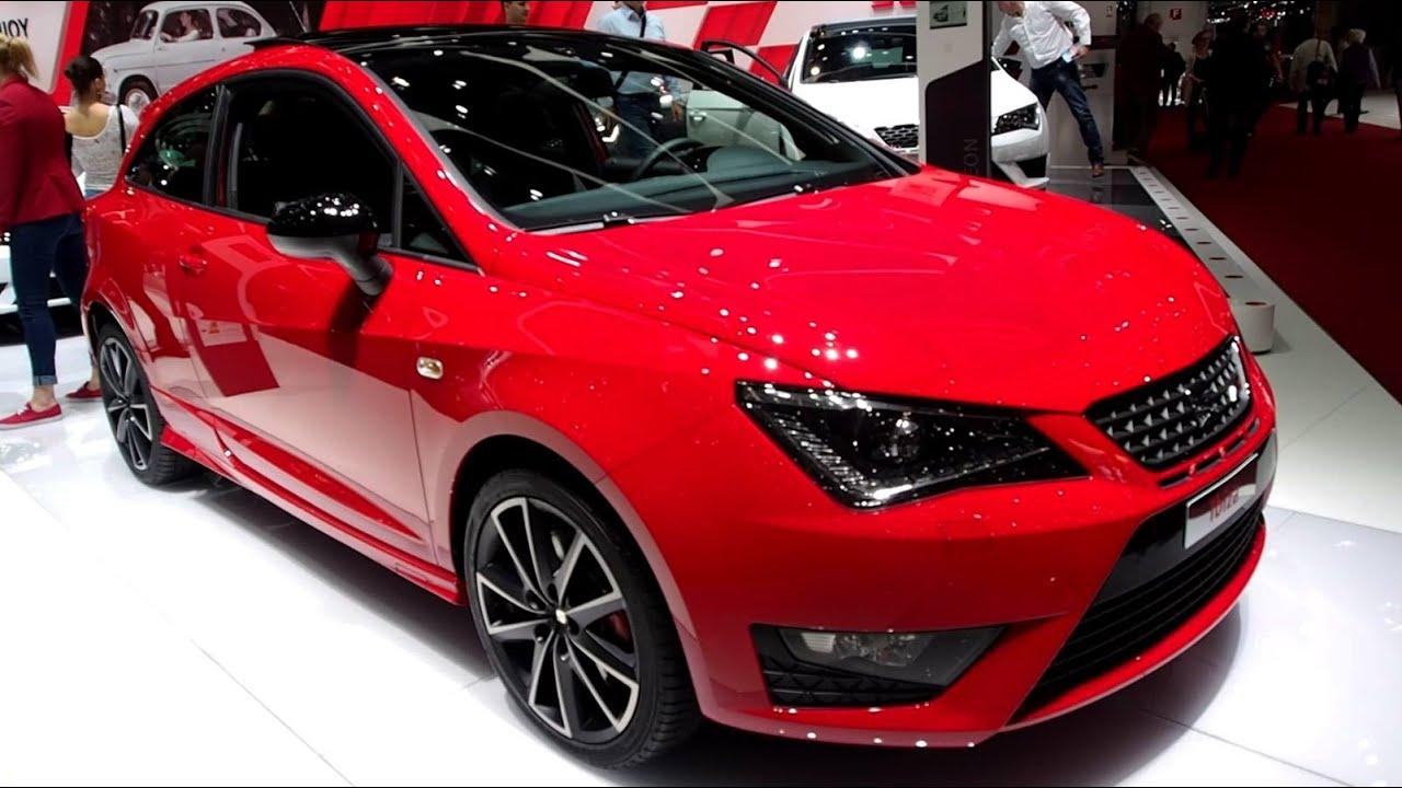 2015 Seat Ibiza SC Cupra 1.4 TSI 180ps