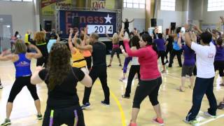 Fitness Fest Puerto Rico Goes West 2014